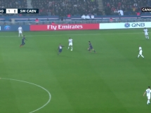 PSG 3:1 Caen