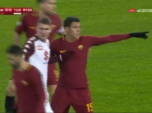 AS Roma 1:2 Torino