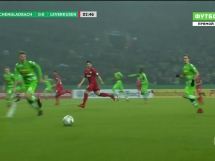 Borussia Monchengladbach 0:1 Bayer Leverkusen