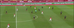 AS Monaco 2:1 Stade Rennes
