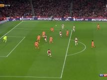 Arsenal Londyn 3:3 Liverpool