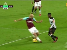 West Ham United 2:3 Newcastle United