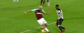 West Ham United 2:3 Newcastle United