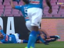 Napoli 3:2 Sampdoria