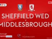 Sheffield Wednesday 1:2 Middlesbrough