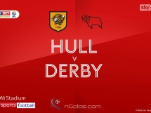 Hull City 0:0 Derby County