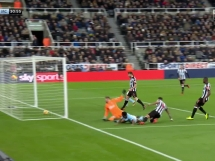 Newcastle United 0:1 Manchester City