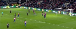 Crystal Palace 2:3 Arsenal Londyn