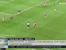 Sporting Braga 2:2 Portimonense