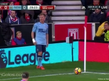 Stoke City 0:1 Newcastle United