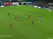 Everton 0:2 Manchester United