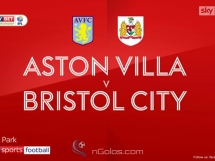 Aston Villa 5:0 Bristol City