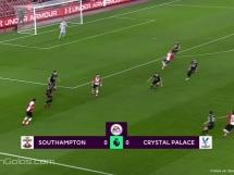 Southampton 1:2 Crystal Palace