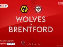 Wolverhampton 3:0 Brentford