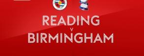 Reading 0:2 Birmingham