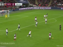 Tottenham Hotspur 1:1 West Ham United
