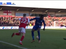 Fleetwood Town 0:0 Leicester City