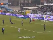 Spal 2:5 Lazio Rzym