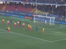 Benevento 3:2 Sampdoria