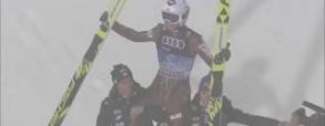 Zwycięskie skoki Kamila Stocha w Bischofshofen!