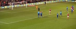Nottingham Forest FC 0:1 Arsenal Londyn