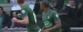 Saint Etienne 2:0 Nimes Olympique