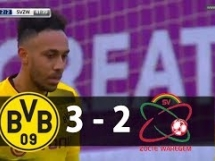 Borussia Dortmund 3:2 SV Zulte-Waregem