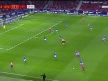 Atletico Madryt 3:0 Lleida