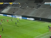 Angers 0:1 Montpellier