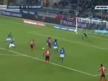 Strasbourg 0:2 Guingamp
