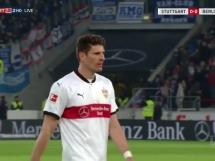 VfB Stuttgart - Hertha Berlin 1:0