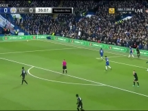 Chelsea Londyn 0:0 Leicester City