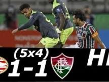 PSV Eindhoven 1:1 Fluminense