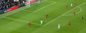 Fenomenalna akcja Sane i gol przeciwko Liverpoolowi!