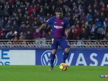 Real Sociedad 2:4 FC Barcelona