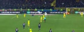 Arbiter meczu PSG - Nantes oddał zawodnikowi!