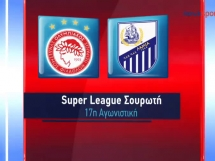 Olympiakos Pireus 2:0 Lamia