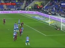 Espanyol Barcelona - FC Barcelona 1:0