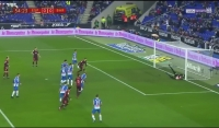 Espanyol lepszy od Barcelony! [Wideo]