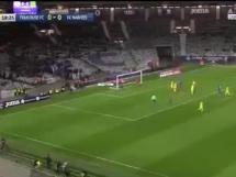 Toulouse 1:1 FC Nantes