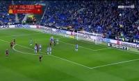 Pudło Messiego z karnego przeciwko Espanyolowi! [Wideo]