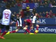 Osasuna 0:2 Gimnastic de Tarragona