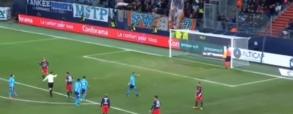Caen 0:2 Olympique Marsylia