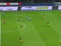 Hertha Berlin 1:1 Borussia Dortmund