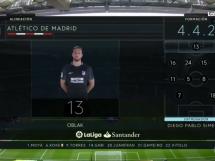 Atletico Madryt - Girona FC 1:1