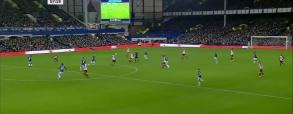 Krychowiak z asystą przeciwko Everton golu owi!