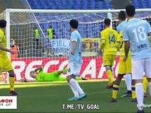 Lazio Rzym 5:1 Chievo Verona
