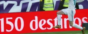 Real Madryt 7:1 Deportivo La Coruna