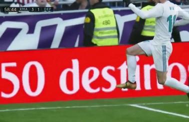 Siedem bramek Realu! Deportivo bez szans! [Wideo]