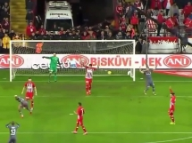 Antalyaspor 1:2 Besiktas Stambuł
